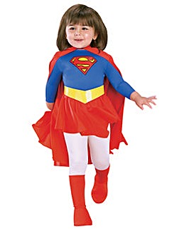 Girls Traditional Supergirl + Free Gift