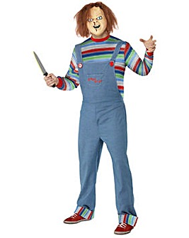 Mens Chucky Man Costume