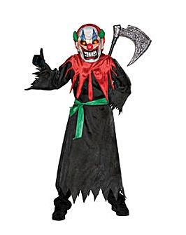 Boys Crazy Clown Costume