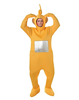 Teletubbies Adult Laa Laa Costume