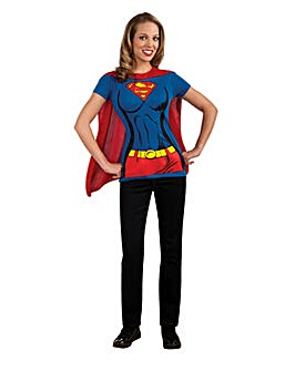 Ladies Supergirl T-Shirt