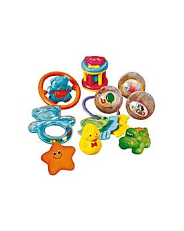 Chad Valley Baby 10 Piece Gift Set