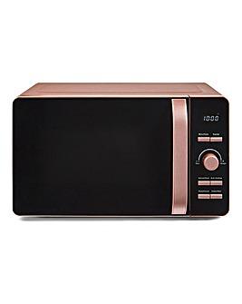 Tower Glitz 20Litre Digital Microwave - Pink