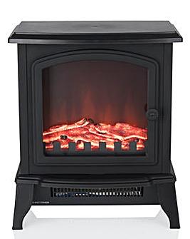 Warmlite Mable Compact Stove Fire