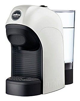 Lavazza Tiny Pod White Capsule Coffee Machine