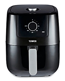 Tower 3Litre 1200W Vortex Manual Air Fryer