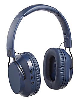 Audial Hush Over Ear Bluetooth Headphones