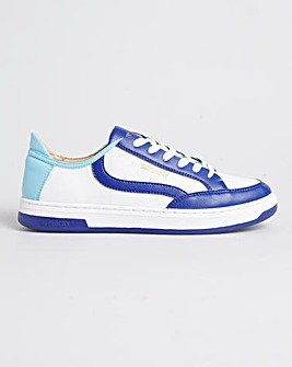 Superdry Basket Lux Low Trainer