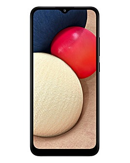 Samsung Galaxy A02s 32GB - Black