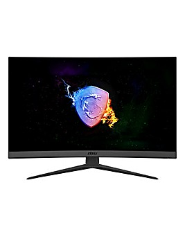 MSI Optix G27C6 FHD 165Hz 1500R 27in Gaming Monitor