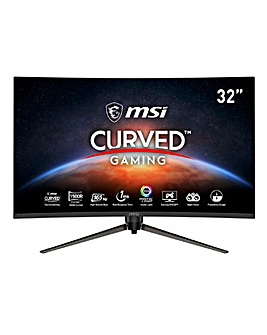 MSI Optix AG321CR 165Hz 1500R 32in Monitor