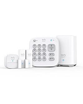 Eufy Sensor Kit (Homebase 2+2* Entry Sensor + 1 Keypad + 1 Motion Sensor)