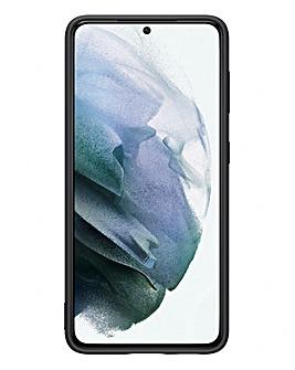 Samsung S21+ Silicone Cover - Black