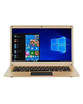 ENTITY Rove 14in 4GB RAM Laptop - Champagne Gold
