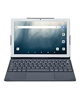 ENTITY Verso Pro 10.1in 2GB, 32GB Android 11 Tablet and Keyboard - Silver