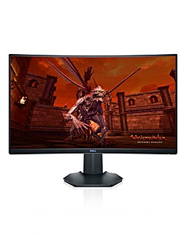 Dell S2721HGF 27in 144Hz 1ms FreeSync FHD Curved Gaming Monitor