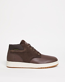 Polo Ralph Lauren Nubuck Sneaker Boot