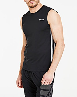 adidas Design to Move 3 Stripe Tank