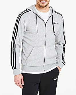 adidas Essentials 3 Stripe Hoody
