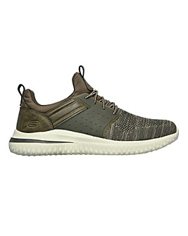 Skechers Delson 3.0 Cicada Slip On Shoe