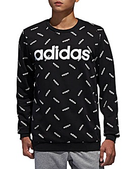 adidas AOP Sweatshirt