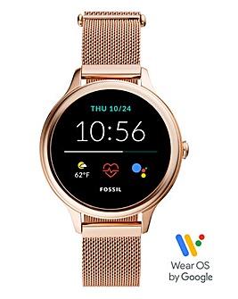 Fossil Gen 5E Smartwatch - Rose-Gold