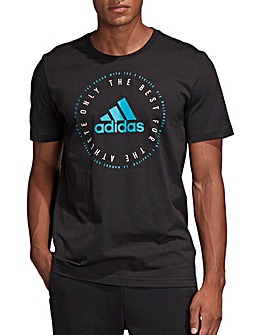 adidas Must Have Emblem T-shirt