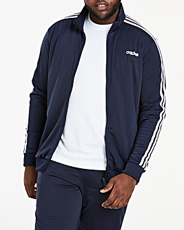 adidas 3 Stripe Tricot Hoody