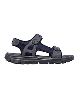 Skechers Flex Advantage Adjustable Strap Sandals