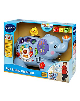 Vtech Baby Pull & Play Elephant