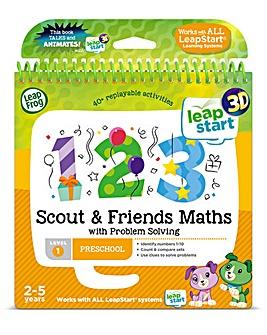 Leapstart Scout & Friends Maths
