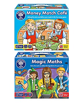 Maths and Money Game