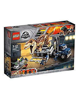 LEGO Jurassic World T.Rex Transport