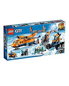 LEGO City Artic Supply Plane