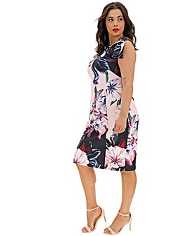Coast Felicity Scuba Shift Dress