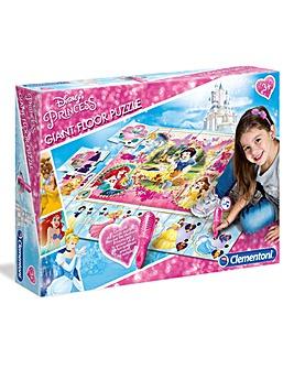 Giant Floor Puzzle Disney Princess