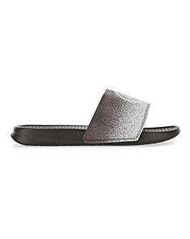 Hype Speckle Fade Crest Slide