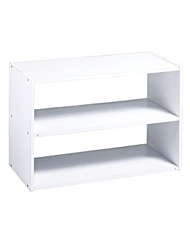 Bespoke Modular Storage - 2 Shelf
