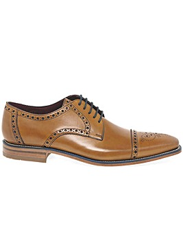 Loake Foley Standard Fit Oxford Shoes