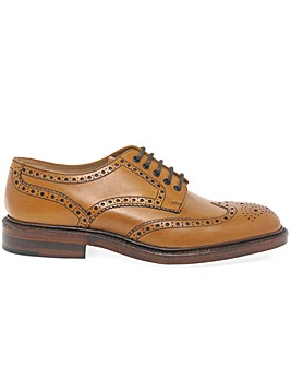Loake Chester Leather Standard Brogues