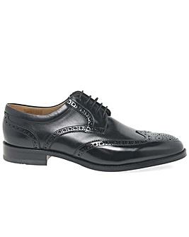 Loake Pangbourne Extra Wide Fit Brogue