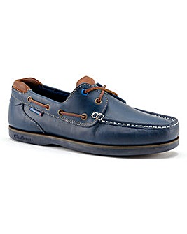 Chatham Pitt Boat Shoes