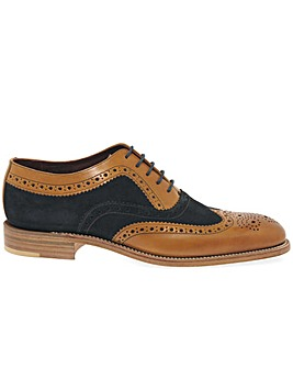 Loake Thompson Standard Fit Brogues