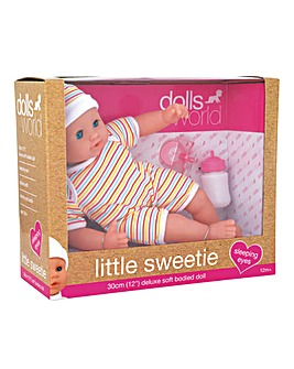 Dolls World Little Sweetie Doll