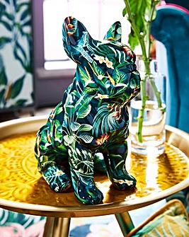 Joe Browns Exotic Leaf Bulldog