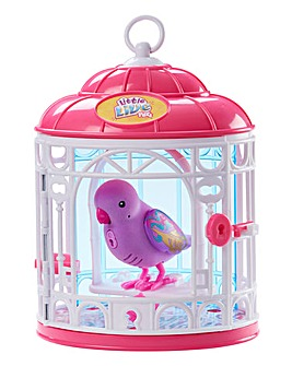 LLP Tweet Talking Bird with Cage