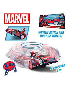 Marvel RC Spiderman Web Wheelie