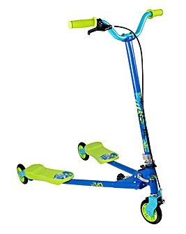 Evo V Flex Blue Scooter