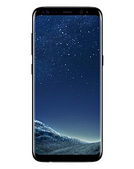 Samsung Galaxy S8 64GB Black PREMIUM REFURBISHED Sim Free