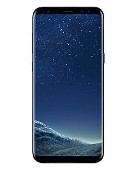 Samsung Galaxy S8+ 64GB Black PREMIUM REFURBISHED
